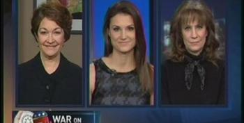 GOP's War On Women's Health