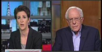 Sen. Bernie Sanders Requests Study On Impact Of New Voter Laws