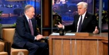 Leno To O'Reilly: 'This Anti-Gay Thing, It Doesn't Make Any Sense'