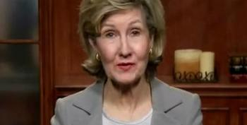Kay Bailey Hutchison Lies About Oil And Gas Production In Weekly Address