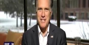 Romney: 'Vote For The Other Guy' If You Can't Relate To Me