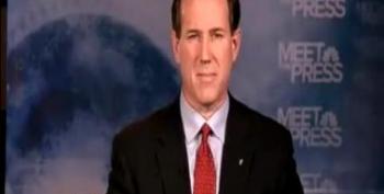 Santorum: Obama Wrong To Apologize For Quran Burning