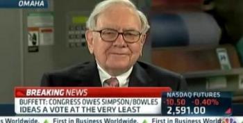 Buffett: High Corporate Taxes Are A 'Myth'
