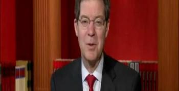 Brownback: 'Go Work Somewhere Else' If You Want Contraception
