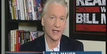 Bill Maher Explains His $1 Million Donation To Obama Super PAC