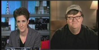 Michael Moore: Romney And Santorum In A Race For Least Number Of Votes In Michigan