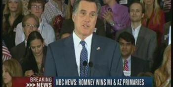Romney Dusts Off Right Wing Attack On Obama 'Claim' To Be '4th Best President'