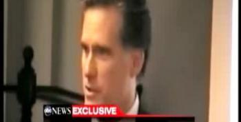 Romney In 2002: 'I Am Big Believer In Getting Money' From Washington