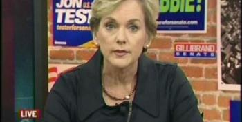 Jennifer Granholm Calls Out 'Repulsive, Misogynistic' Limbaugh