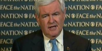 Mr. 'Language Of Living In The Ghetto' Gingrich Brags About His Hispanic Co-Chairs