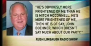 Rush Limbaugh Rules GOP 2009