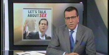 Santorum's Sexual  Obsession