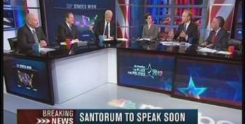 MSNBC Fact Checks Gingrich After Lying About President Obama's Concerns Over Gas Prices