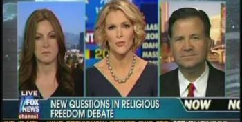 Megyn Kelly Parrots O'Reilly With Attack On Sandra Fluke And Being 'Entitled' To Contraceptive Coverage