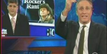Jon Stewart Mocks Hannity For The 'Radical Crowd' He Runs With After Latest Breitbart Debacle