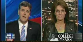 Palin: Obama Wants To Return To The 'Days Before The Civil War'  When People Were Not Considered Equal