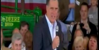 Romney Woos Southerners: I Had Some 'Cheesy Grits' At The Hilton, Y'all