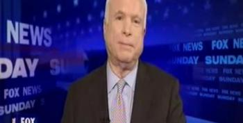 McCain: Palin Was 'Best Qualified' For Vice President