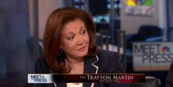 MTP Panel On Trayvon Martin: It's Not Really About Race