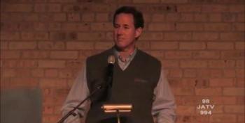 Did Rick Santorum Call President Obama The N Word?