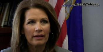 Bachmann: Obama 'Waving A Tar Baby In The Air'
