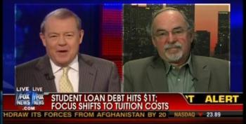 Varney And Horowitz Blame Liberal Arts Students For High Student Debt