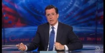 Stephen Colbert's Take On Fox's Steve Doocy