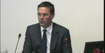 James Murdoch In The Hot Seat Over Hacking Scandal And BSkyB Bid