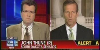 John Thune Attacks New NLRB Rule On Fair Union Elections