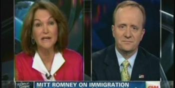 Bay Buchanan Claims Romney Has Not Changed His Position On Arizona Immigration Law