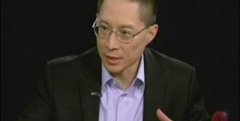 Authors Liu And Hanauer Explain To Charlie Rose Why Romney's Claim To Be A 'Job Creator' Is Ridiculous