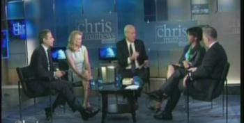 Chris Matthews Show: Mitt Romney A 'Severe Conservative' Or Flip Flopper?