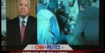 McCain: I Know How To Capture Bin Laden