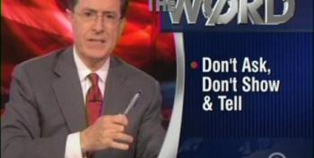 Stephen Colbert Mocks Missouri's 'Don't Say Gay' Bill