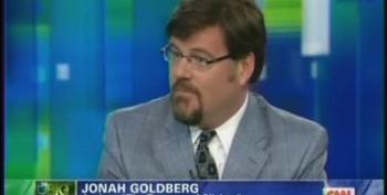 Piers Morgan And Jonah Goldberg Spar Over Obama Campaign On Bin Laden Part 1