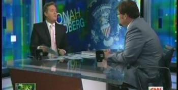 Jonah Goldberg Falsely Claims Obama Has Spent 'Much More Money Than The Republicans'
