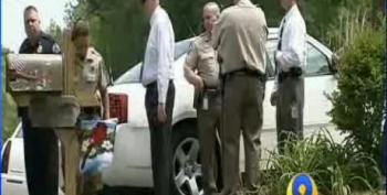 Teen Shooter Gets A Visit From The Sheriff's Department