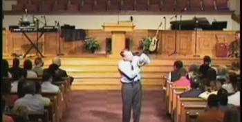 O'Donnell Takes NC Pastor To Task For His Non-Apology Over Beat-Your-Gay-Kids 'Sermon'