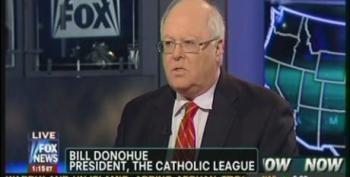 Bill Donohue Attacks Kathleen Sebelius