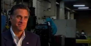 Mitt Romney Takes Credit For Saving Auto Industry