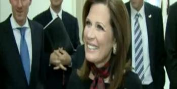 Michele Bachmann, Swiss Citizen