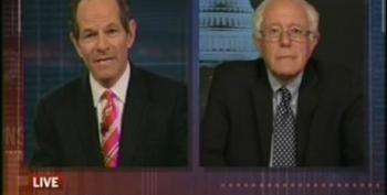 Sen. Bernie Sanders On The Backlash To Austerity And Ways To Boost The U.S. Economy