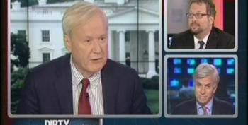 Chris Matthews Goes After Karl Rove For Abuse Of Tax Status By Crossroads GPS