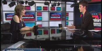 Lizz Winstead And Rachel Maddow Talk 'Lizz Free Or Die' And Air America Days
