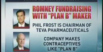 Mitt Romney To Fundraise With Plan B Maker Pharmaceutical Magnate Phil Frost
