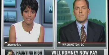 Tamron Hall Ends Tim Carney's Filibuster By Tossing Him Off Her Show