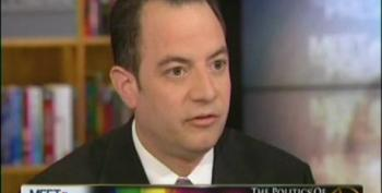 RNC Chair Priebus: Gay People Deserve Dignity And Respect, As Long As That Doesn't Include Allowing Them To Get Married