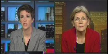 Elizabeth Warren: Wall Street Continues To Fight Against Regulations