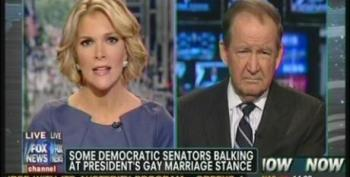 Fox News Brings On Anti-LGBT Bigot Pat Buchanan To Attack President Obama For Support Of Gay Marriage