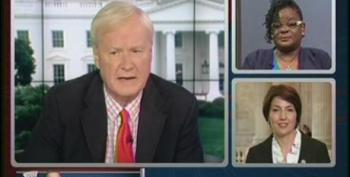 Chris Matthews Goes After Rep. Cathy McMorris Rodgers For Opposition To Renewing The Violence Against Women Act